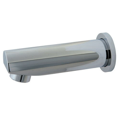Kingston Brass K8187A1 Deco Tub Faucet Spout with Flange, Polished Chrome