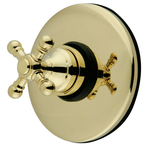 Kingston Brass KB3002BX Volume Control, Polished Brass