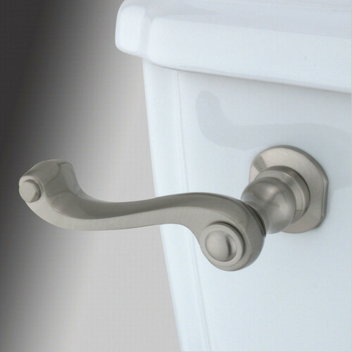 Kingston Brass KTFL58 Royale Toilet Tank Lever, Brushed Nickel