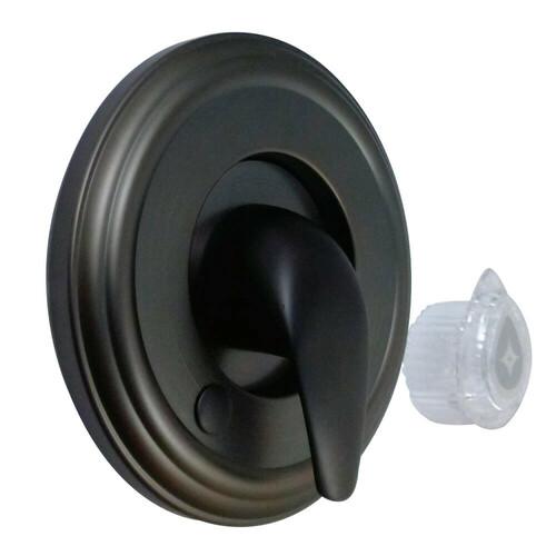 Kingston Brass KT695MT Universal Tub and Shower Trim Kit for Moen Shower Faucet, Oil Rubbed Bronze