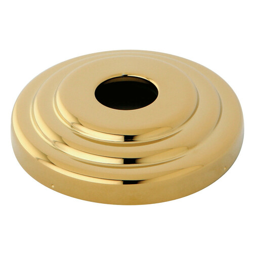 Kingston Brass FLCLASSIC2 3/4-Inch Decor Escutcheon, Polished Brass