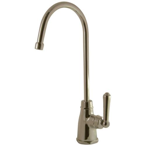 Kingston Brass KS2198NML Magellan Cold Water Filtration Faucet, Brushed Nickel