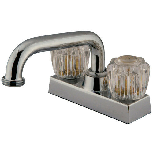 Kingston Brass KF460 Laundry Faucet, Polished Chrome
