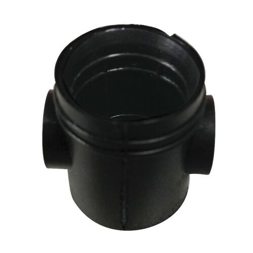 Kingston Brass KBRP131CDR Diverter Cartridge Rubber Boot, Black