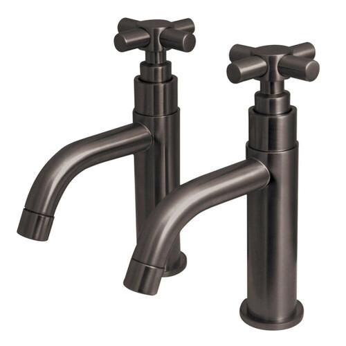 Kingston Brass KS8225EX Elinvar Basin Faucet, Oil Rubbed Bronze