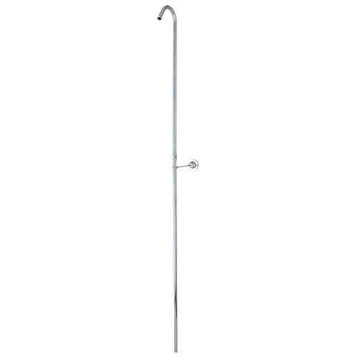 Kingston Brass CC3161 Convert-A-Shower Without Spout and Showerhead, Polished Chrome