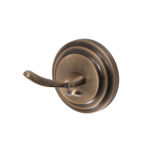 Kingston Brass BA2717AB Milano Robe Hook, Antique Brass