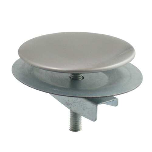 Kingston Brass SC1008 Studio Accessory Faucet Hole Cover Kitchen Sink, Brushed Nickel