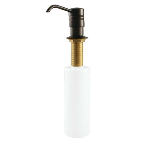 Kingston Brass SD2615 Milano Soap Dispenser, Oil Rubbed Bronze