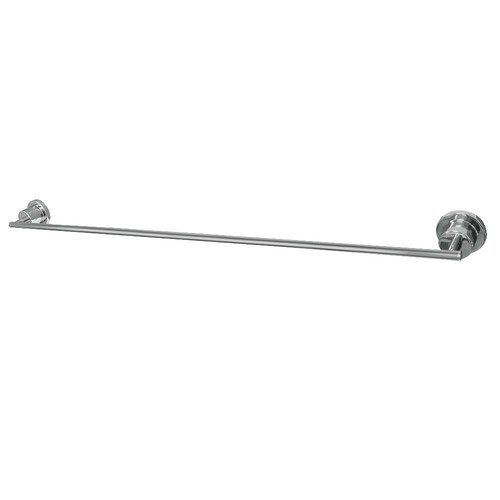 Kingston Brass BAH82130C Concord 30-Inch Single Towel Bar, Polished Chrome