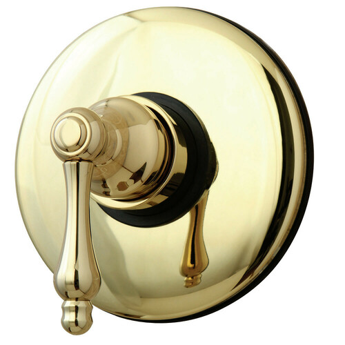 Kingston Brass KB3002AL Volume Control, Polished Brass