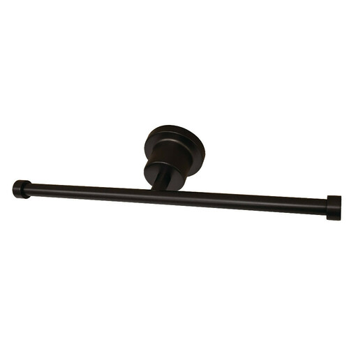 Kingston Brass BAH8218ORB Concord Dual Toilet Paper Holder, Oil Rubbed Bronze