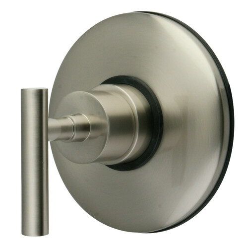 Kingston Brass KB3008DL Volume Control, Brushed Nickel
