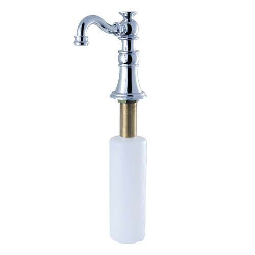 Kingston Brass SD1971 American Classic Soap Dispenser, Polished Chrome
