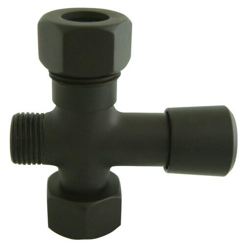 Kingston Brass ABT1060-5 Vintage Shower Diverter, Oil Rubbed Bronze