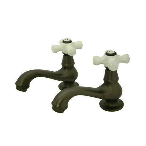 Kingston Brass KS1105PX Heritage Basin Tap Faucet, Oil Rubbed Bronze
