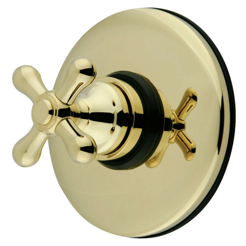 Kingston Brass KB3002AX Volume Control, Polished Brass