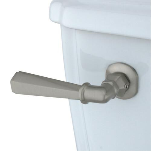 Kingston Brass KTHL8 Metropolitan Toilet Tank Lever, Brushed Nickel