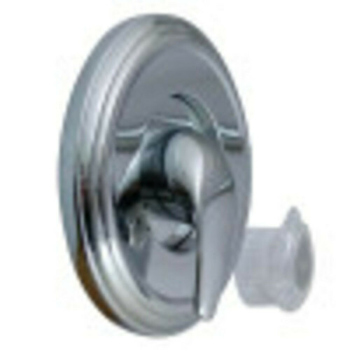 Kingston Brass KT691MT Universal Tub and Shower Trim Kit for Moen Shower Faucet, Polished Chrome