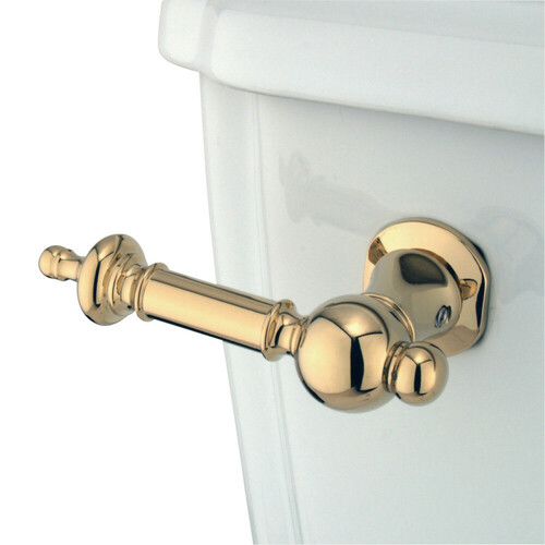 Kingston Brass KTTL2 Templeton Toilet Tank Lever, Polished Brass