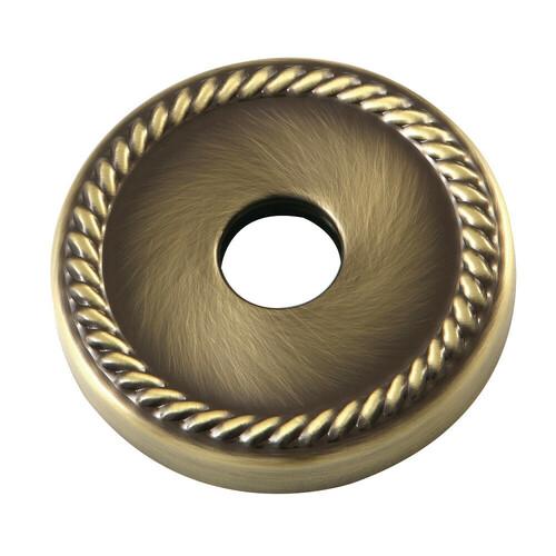 Kingston Brass FLROPE3 3/4-Inch Decor Escutcheon, Antique Brass