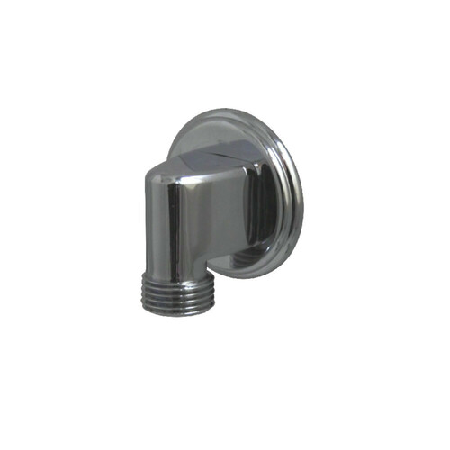 Kingston Brass K173T1 Showerscape Wall Mount Supply Elbow, Polished Chrome