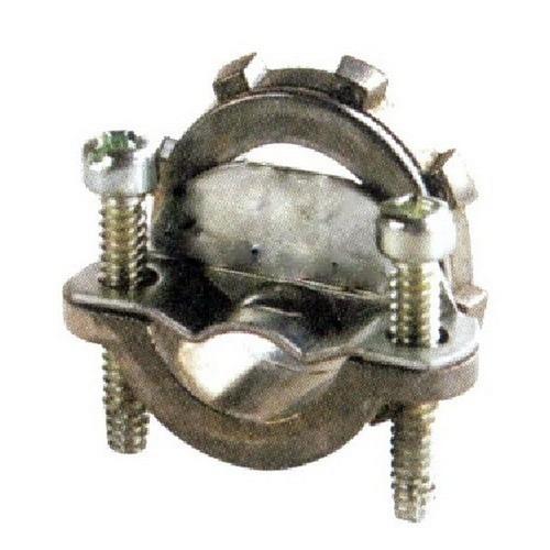 Morris 15331 Non-Watertight NM Round Connectors - Zinc Die Cast - 3/4