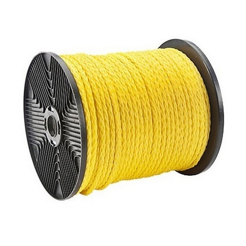 Morris 31916 Twisted Polypropylene Pull Rope 3/8