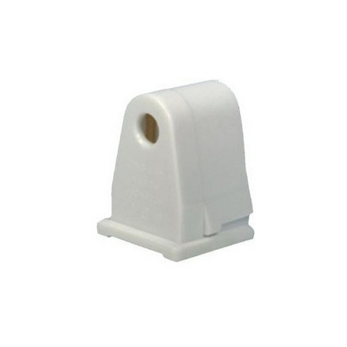 Morris 45233 Single Pin Fluorescent Lampholder Fixed