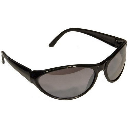 Morris 53004 Sport Safety Glasses Silver Mirror