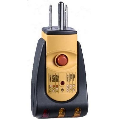 Morris 59090 GFCI & Receptacle Tester