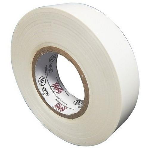 Morris 60020 Vinyl Plastic Electrical Tape 7MIL x 3/4