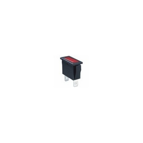 Morris 70311 Rectangular Indicator Pilot Lamp Red 250VAC