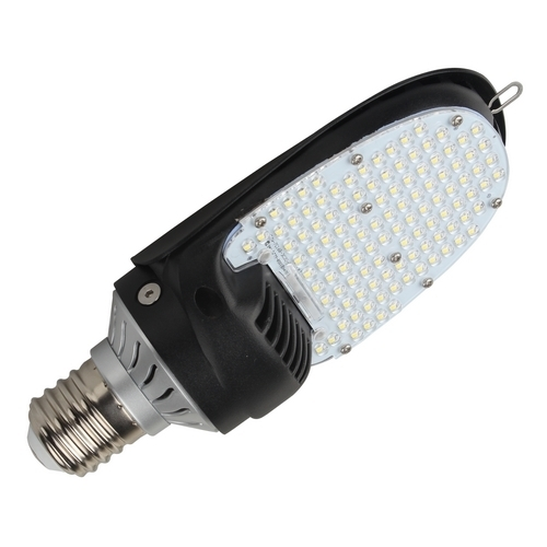 Morris 70614 Area Light Shoebox Retrofit Lamp 54W 5672 Lumens Black