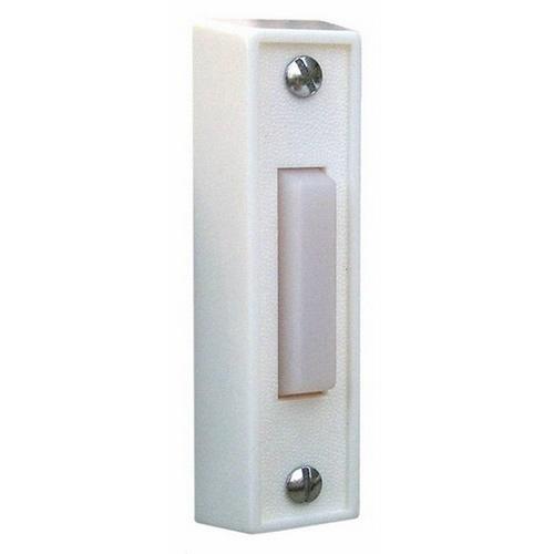 Morris 78232 Plastic Pushbuttons White Lit