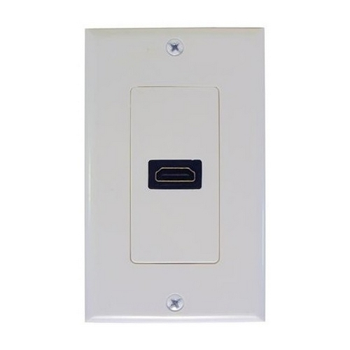 Morris 80442 HDMI Home Enterainment WallPlate