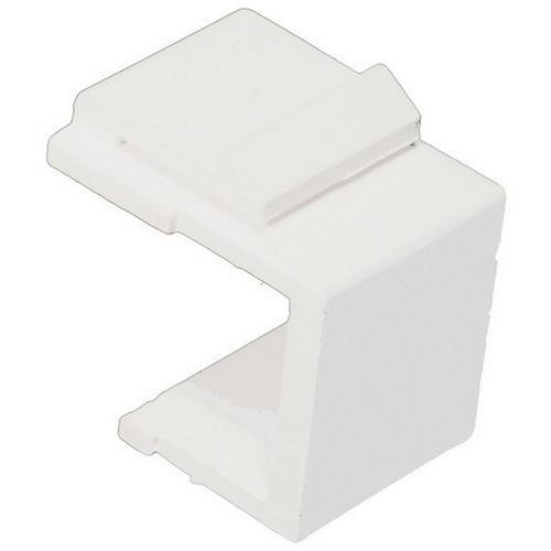 Morris 88226 Blank Modular Inserts White