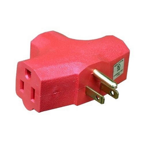 Morris 89412 3 Outlet Power Adapter