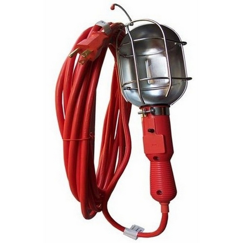 Morris 89512 Trouble Light - Portable Hand Lamps 25'