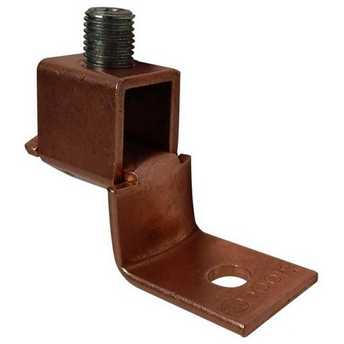 Morris 90520 Copper Mechanical Single Offset Connectors 175A