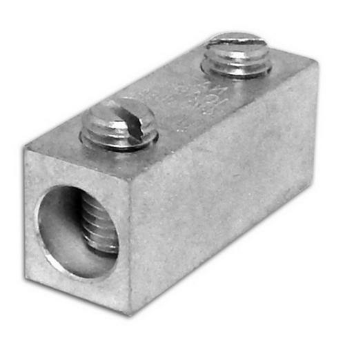 Morris 90612 Aluminum Splices/Reducers 2 Screw #2-#14