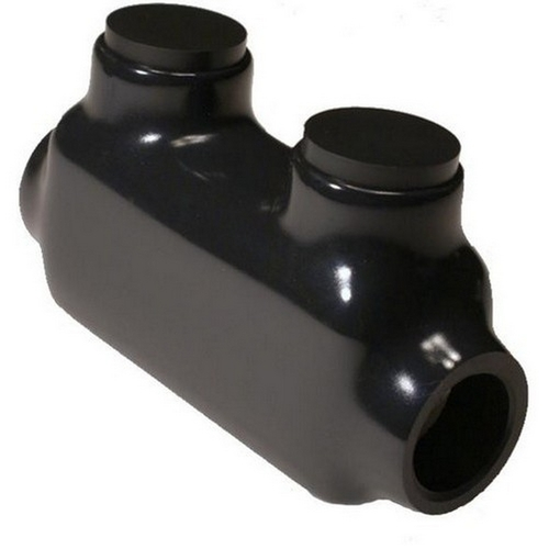 Morris 97017 Black Insulated In-Line Splice 2 - 14