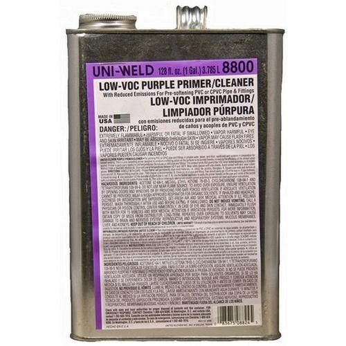 Morris G8824 Gallon Purple Primer/Cleaner 8800 Series