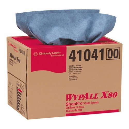 Morris T5-41041 WypAll ShopPro X80 Towels pack of 160