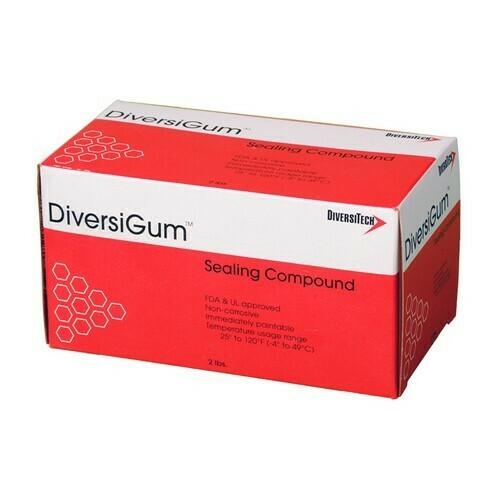 Morris T6-202-1 DiversiGum Duct Sealing Compound 1 lb