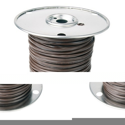 Morris T620-20-2 Thermostat Wire 20 Awg 2 Conductor 500'