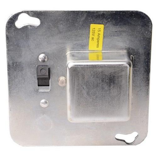 Morris T620-6083 Fuse Box/Cover Unit- Switch/Fuse Combo Square