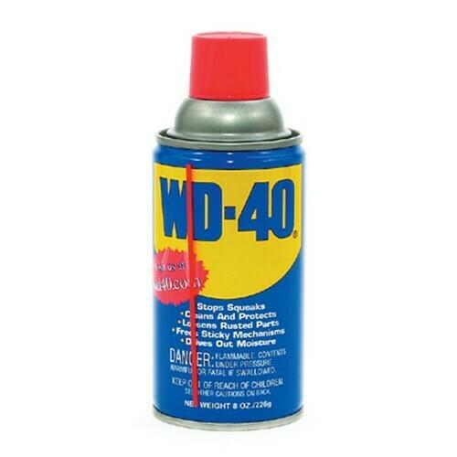 Morris T741-001 WD-40® Penetrating Solvent 8 oz