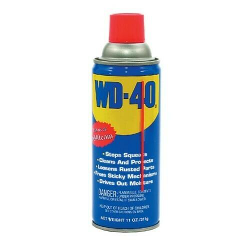 Morris T741-002 WD-40® Penetrating Solvent 11 oz