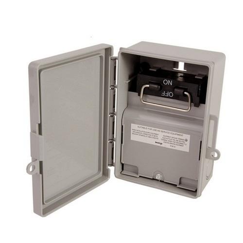 Morris T750-P60NF Disconnects - Non-Metallic Case 60A Non-Fusible